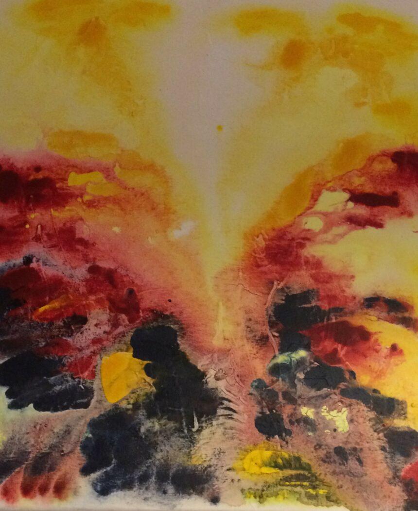 Kunsttherapie – Therapie kreaktiv