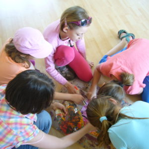 Tanz- und multimediale Workshops
