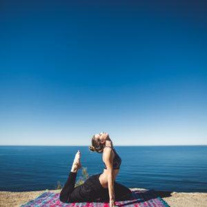 Neues Yoga Angebot im Kreaktiv!