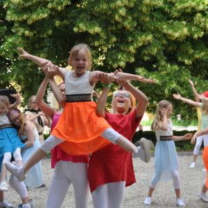 Musik- und Tanztheater für Kinder